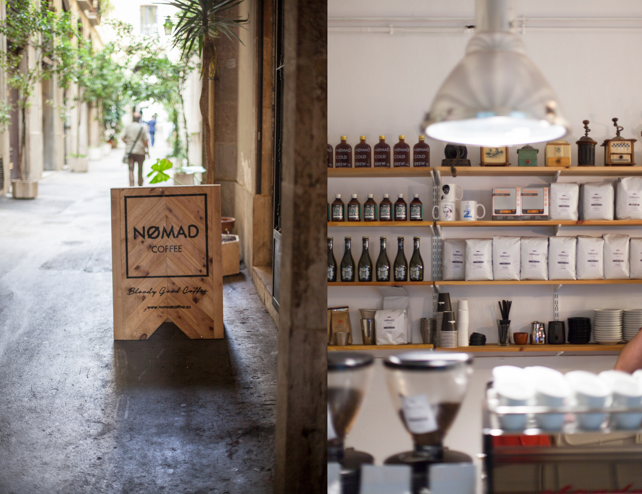 Nømad Coffee Lab & Shop